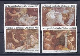 190031914  ANTIGUA Y BARBUDA  YVERT    Nº  723/6  **/MNH - Antigua Y Barbuda (1981-...)