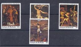 190031915  ANTIGUA Y BARBUDA  YVERT    Nº  1078/81  **/MNH - Antigua Y Barbuda (1981-...)