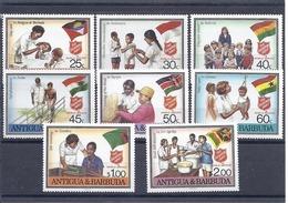 190031916  ANTIGUA Y BARBUDA  YVERT    Nº  1040/7  **/MNH - Antigua Y Barbuda (1981-...)