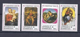 190031919  ANTIGUA Y BARBUDA  YVERT    Nº  1206/7  **/MNH - Antigua Y Barbuda (1981-...)