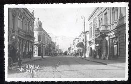 ROMANIA - BRAILA - 1937 - STRADA GALATI - Romania