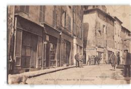 Le Luc_Rue De La Republique_Etat Superbe. - France