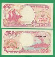 INDONEZIA - 100 RUPIAH - 1992 - UNC - Indonesien