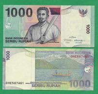 INDONEZIA - 1000 RUPIAH - 2012 - UNC - Indonesien