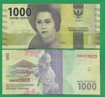 INDONEZIA - 1000 RUPIAH - 2016 - UNC - Indonesien