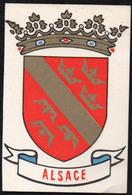 Calendriers > Petit Format : 1961-70 Alsace Année 1968 Les 6 Premiers Mois - Calendriers