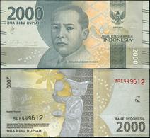 INDONEZIA - 2000 RUPIAH - 2016 - UNC - Indonesien