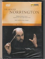 DVD  MOZART  Symphony N°39 SIR ROGER  NORRINGTTON   Orch STUTTGART  Etat: TTB Port 110 Gr Ou 30 Gr - Concert & Music