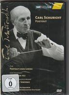 DVD  CARL SCHURICHT   Portrait  Mozart Strawinski   Etat: TTB Port 110 Gr Ou 30 Gr - Concert & Music