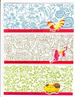Hong Kong 1993-95 New Year Stamp Booklets: Cock ('93), Dog ('94), Pig ('95) All MNH ** - Hong Kong (...-1997)