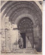 SANTILLANA Del MAR 1929  Photo Amateur Format Environ 6,5 Cm Sur 5 Cm ESPAGNE - Barcos