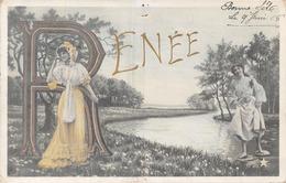 Prénom Renée - Geburtstag
