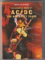 "DVD  ACDC  "" RARE ""   The Essential Music Of The Bon Scott Years   Etat: TTB Port 110 Gr Ou 30 Gr - Concert & Music"