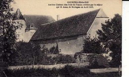 45 - COURCELLES-le-ROI - Ancien Château Des Rois De France - - France