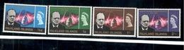 FALKLAND1966: Michel153-6mnh** Cat.Value $22.50 - Falkland Islands