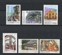 Andorra 2001. Completo ** MNH. - Andorra Española