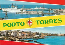 # Sardegna - Sassari - Porto Torres - Non Viaggiata - Sassari