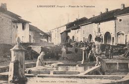 Lironcourt - Place De La Fontaine - Autres Communes