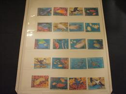 CHRISTMAS - 1998 FAUNA MARINA/UCCELLI 20 VALORI - NUOVI(++) - Christmas Island