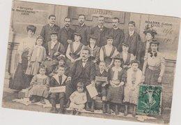 42 Roanne Groupe Esperento 1908 - Roanne