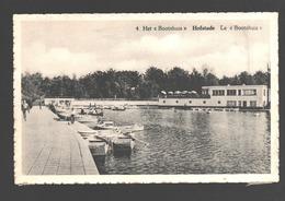 Hofstade - Het Bootshuis - Zemst