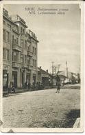 Serbia - Nis - Letjaninova Street 1928 - Serbia