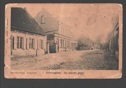 Alveringem / Alveringhem - De Nieuwe Straat - Enkele Rug - Alveringem