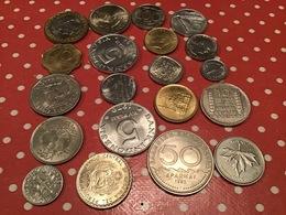 LOT DE 20 Pièces (SUP)voir Le Scan - Münzen & Banknoten