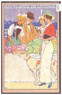 BERN - SCHWEIZ. LANDESAUSSTELLUNG 1914 - GEMÜSE UND GARTENBAU - TB - BE Berne