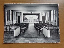 Antwerpen - Anvers: Religieuzen Van Het Christelijk Onderwijs, Lange Nieuwstraat - Feestzaal -> Beschreven - Antwerpen