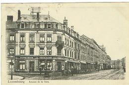 Avenue De La Gare Luxembourg Th,Wirol. - Cartes Postales