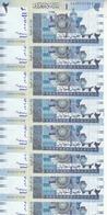 SUDAN 2 POUNDS 2006 P-65 LOT X10 UNC NOTES */* - Sudan