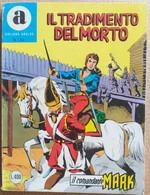 IL COMANDANTE MARK N. 138 ORIGINALE ARALDO (10919) - Bonelli