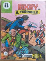 IL COMANDANTE MARK N. 123 ORIGINALE ARALDO (10919) - Bonelli