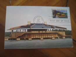VIENNA 1972 Wolf Trap Farm Park National Parks Centennial Maxi Maximum Card USA - Cartoline Maximum