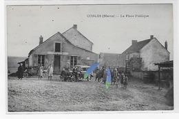 Cuisles - La Place Publique - France