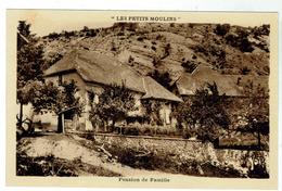 PREBOIS - Village Les Petits Moulins - Pension De Famille- Environs De Tréminis - Bon état - France