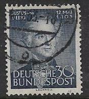 Germany, 1953, V. Liebig, Used - [7] Federal Republic