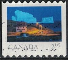Canada 2019 Oblitéré Used Iceberg Au Large De Terre Neuve Et Du Labrador SU - Usati