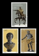 Liechtenstein 2019 Mih. 1954/56 Sculptures Of Antico MNH ** - Liechtenstein