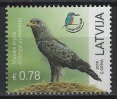 Latvia (2019) - Set -  /  Aves - Birds - Oiseaux - Vogel - Pájaros