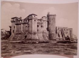 SANTA SEVERA Il Castello VIAGGIATA 1954 ROMA - Roma