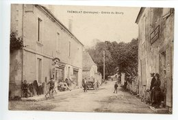Trémolat Entrée Du Bourg (pompe à Essence) Epicerie Pichot - France