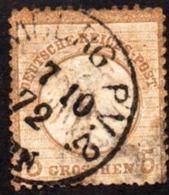 Germany Yv# 6 Used - Oblitérés