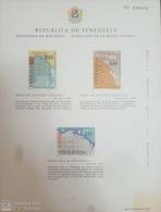 O) 1967 VENEZUELA, CACIQUE - GUAICAIPURO CHIEFTAIN - FRANCISCO FAJARDO CAPTAIN, FOUDING CARACAS, MNH - Venezuela