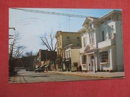Main Street Clinton   New Jersey >   .    Ref    3590 - Vereinigte Staaten