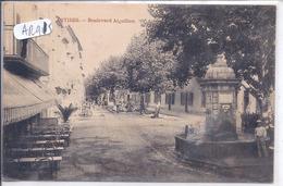 ANTIBES- BOULEVARD AIGUILLON- LA FONTAINE - Antibes