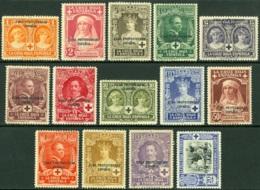 SPANISH COLONIES - MOROCCO 1928 RED CROSS** (MNH) - Marruecos Español