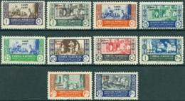 SPANISH COLONIES - CAPE JUBY 1946 OVERPRINTS* (MNHDG) - Cape Juby