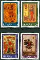 SPAIN 1994 PLAYING CARDS** (MNH) - 1991-00 Nuevos & Fijasellos